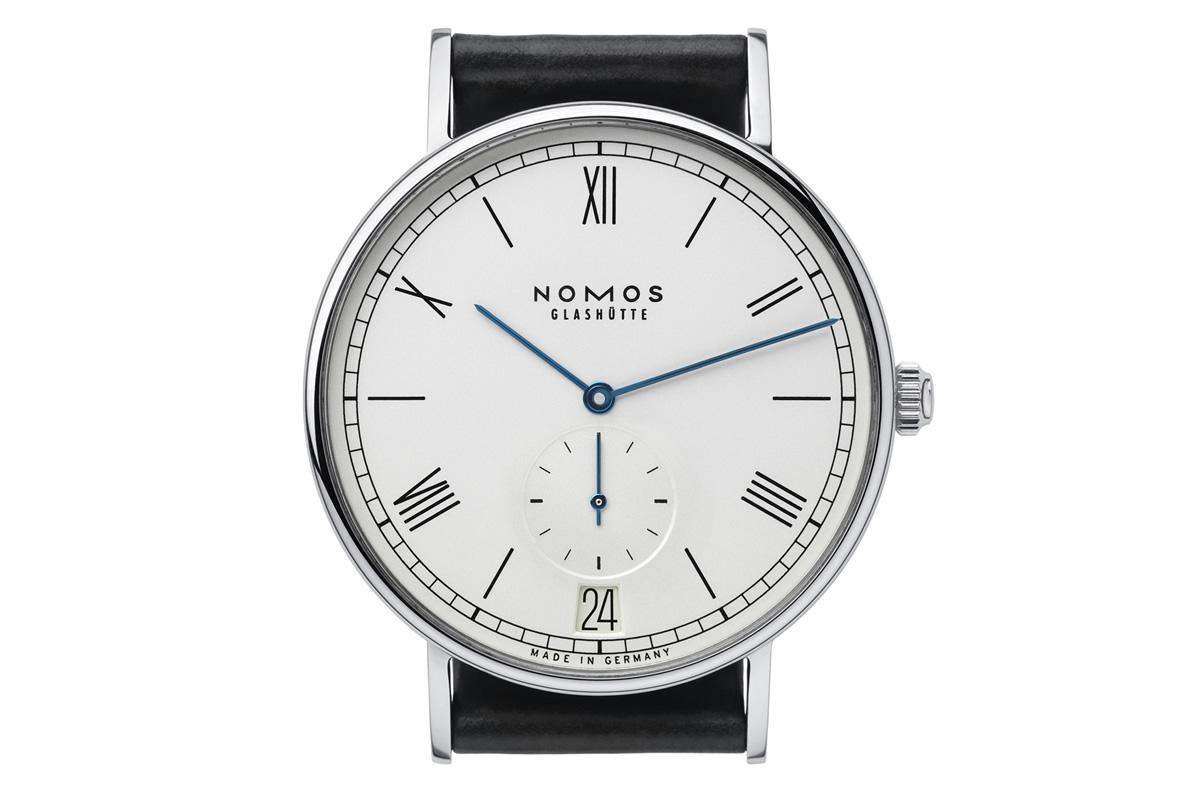 Ludwig Automatik Datum von NOMOS