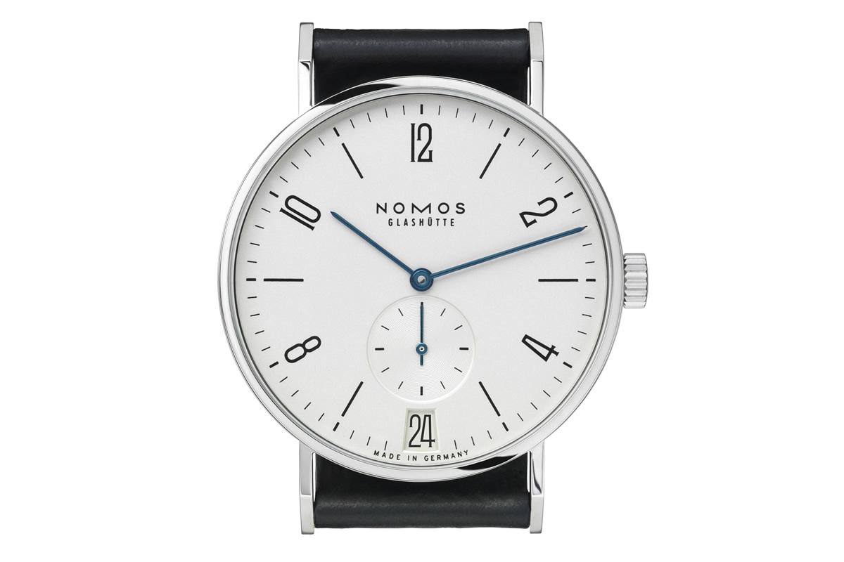 Tangente 38 Datum von NOMOS